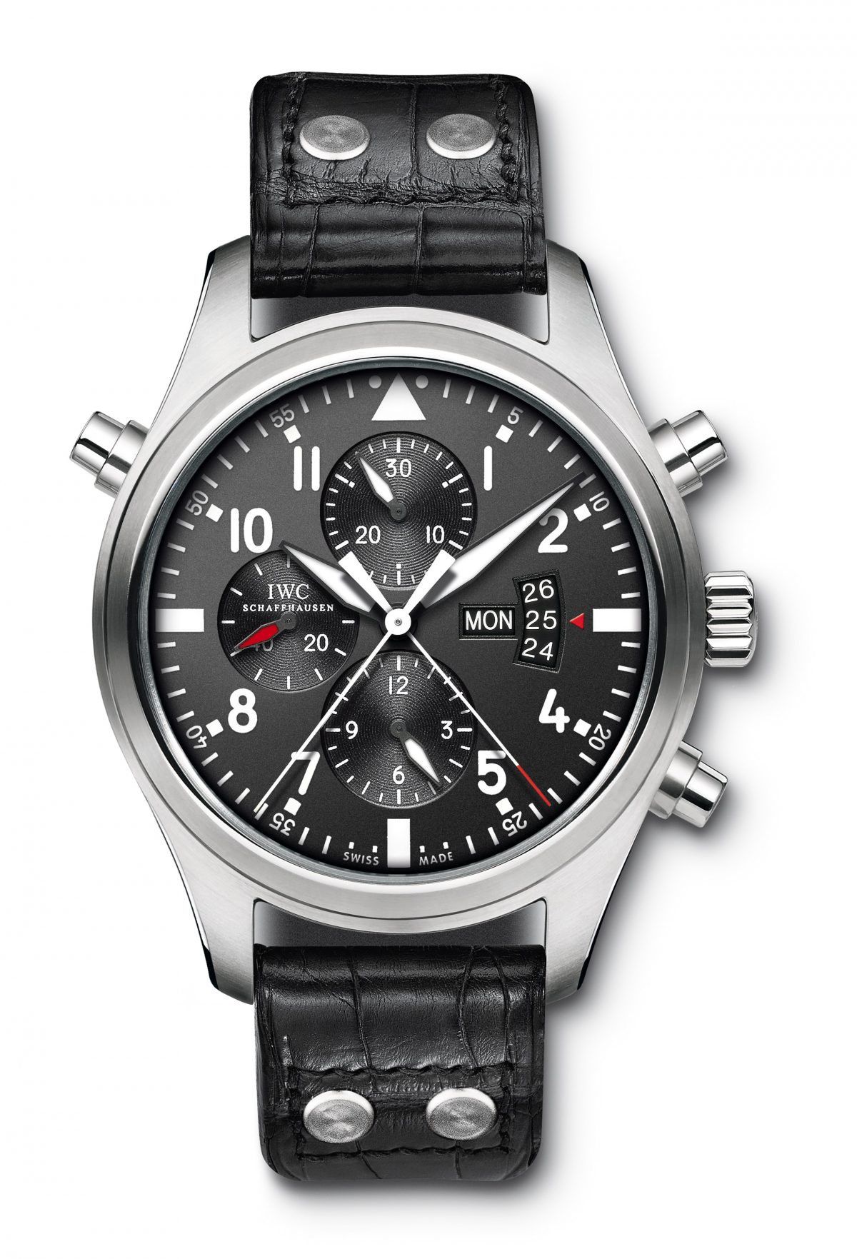 Replica IWC Pilot's Double Chronograph Edition