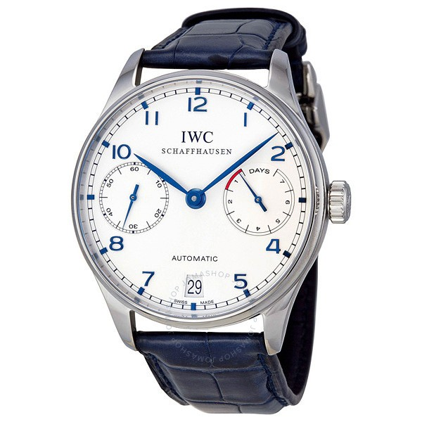 Replica IWC Portuguese Automatic Mens Wristwatch Model IW500107