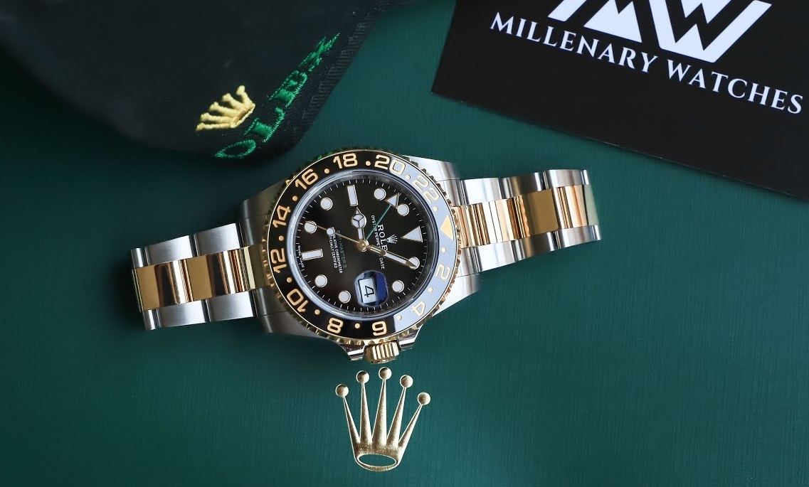 Why Replica Rolex GMT Master II116713 is so popular?