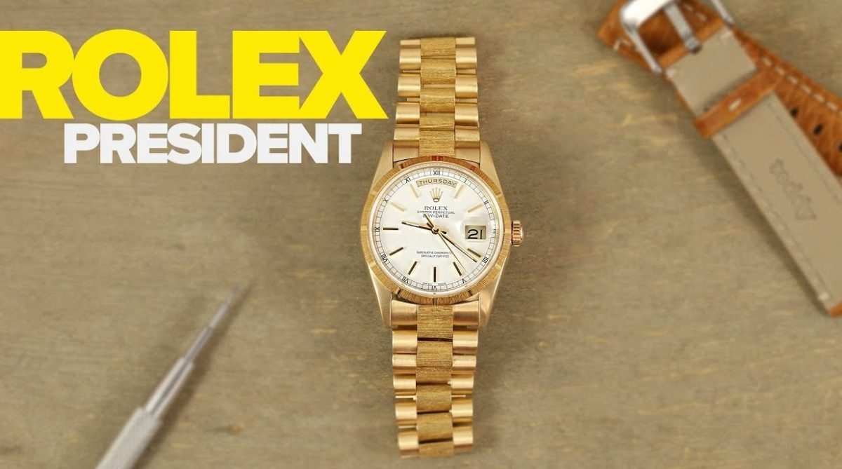 What is Replica Rolex President