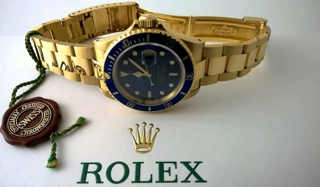 replica Rolex Submarine 16618