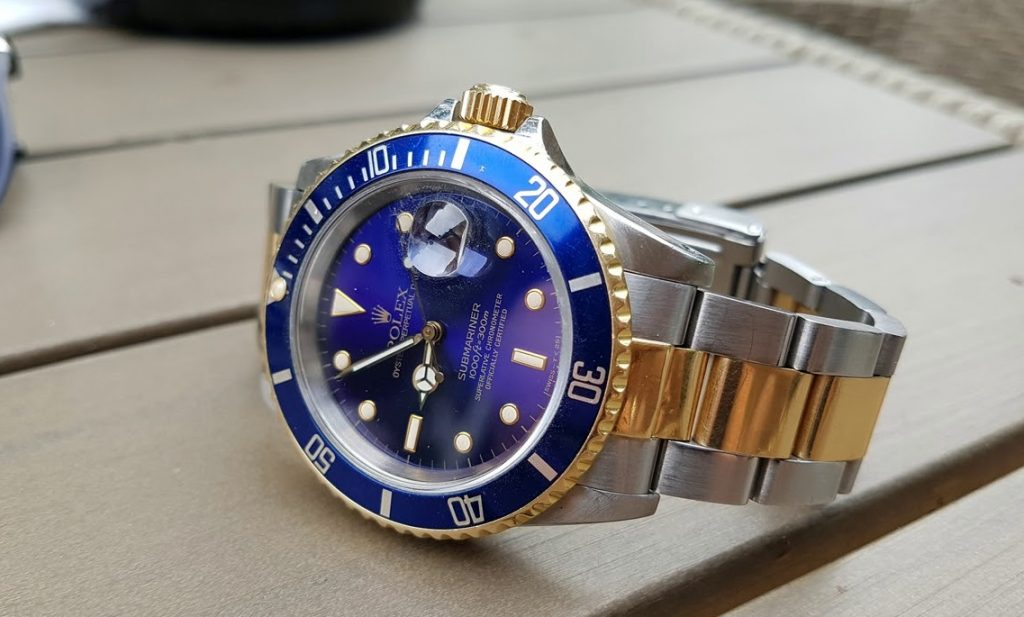 replica Rolex Submarine 16803