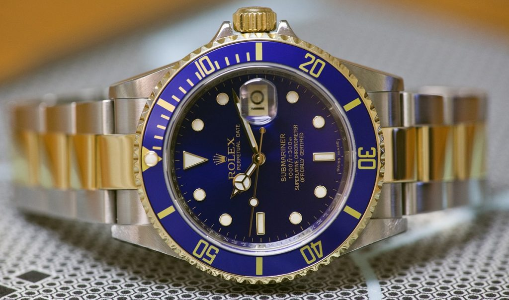 Rolex Submariner16613replica1