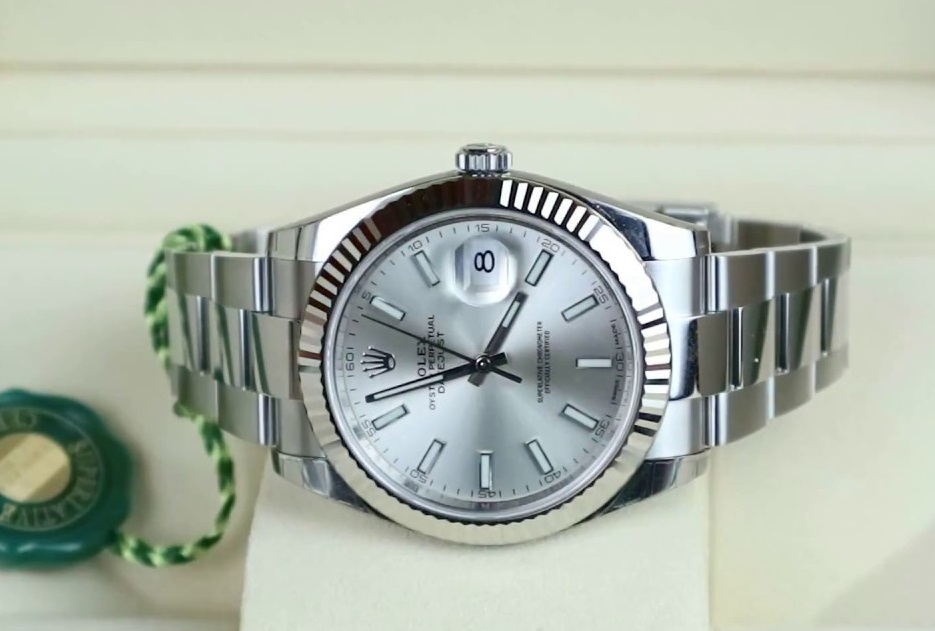 Replica Rolex Datejust 126334 Watch Review