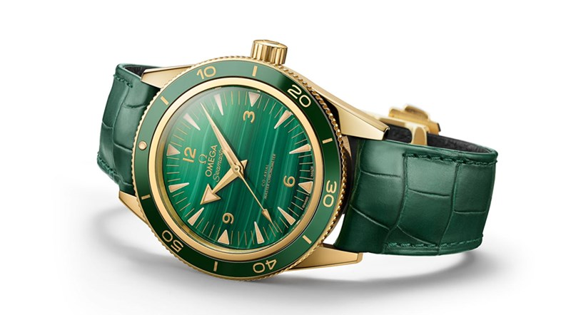Fake Omega Malachite Watches