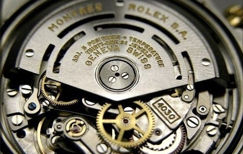 Imitation Rolex Movement