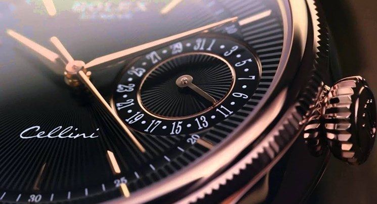 Elegance Replica Rolex Cellini 50515