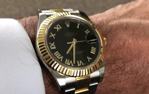 Rolex Datejust VS Datejust II Replica