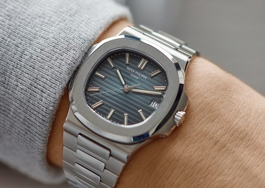 Best Swiss Replica Patek Philippe Nautilus 5711A