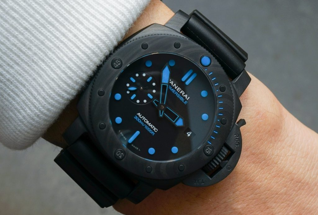 Fake Panerai Luminor Submersible