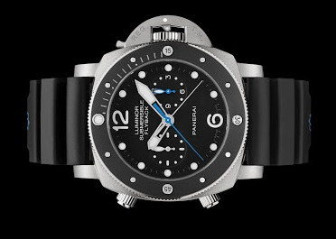 Fake Panerai Luminor Submersible Watch