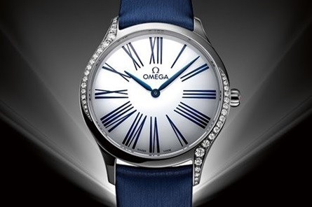 Fake Watches Omega Replica De Ville Tresor