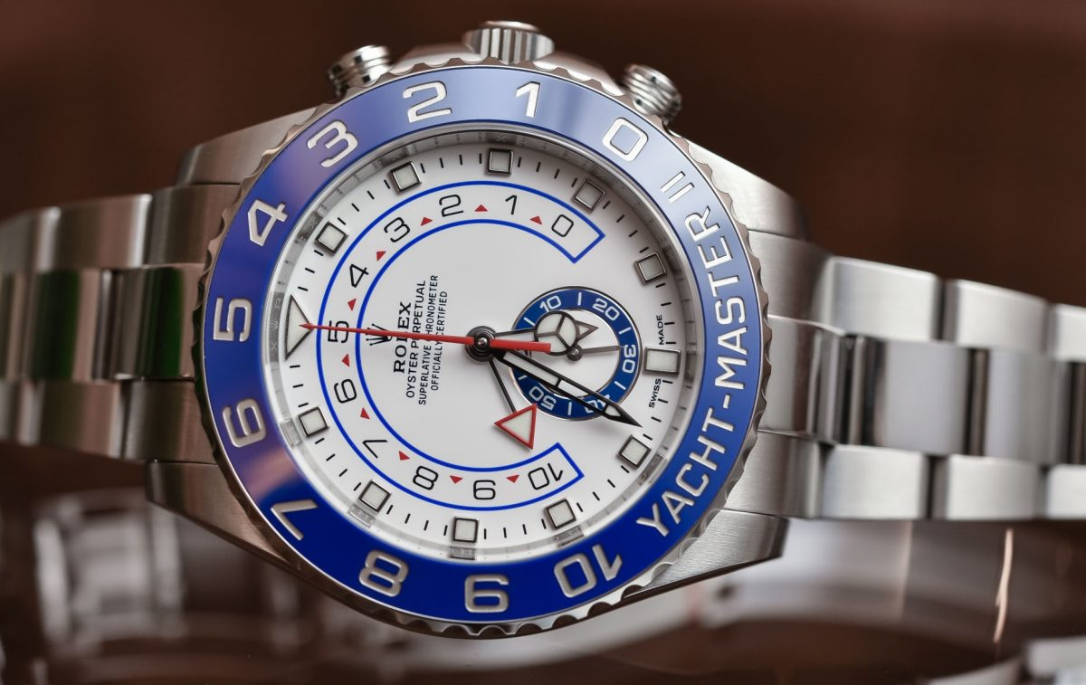 Best Copy Watch Rolex Yacht-Master II Fashion Sports