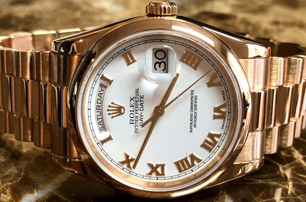 Rolex fake imitation watch Day-Date President