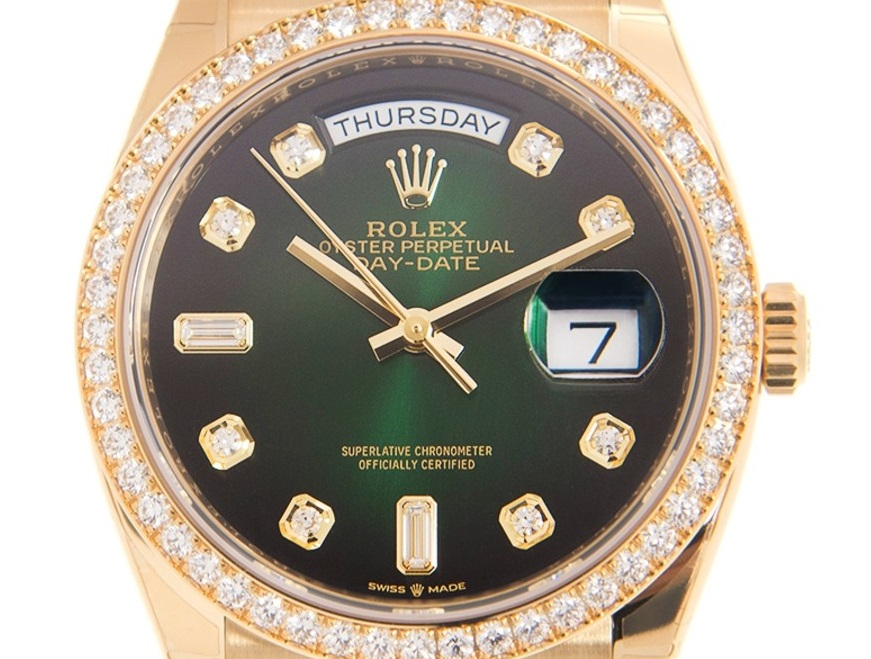 Rolex fake imitation watch Day-Date