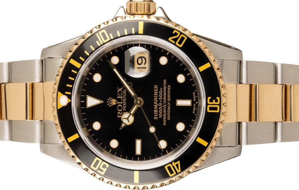 Fake Rolex Submariner 16613