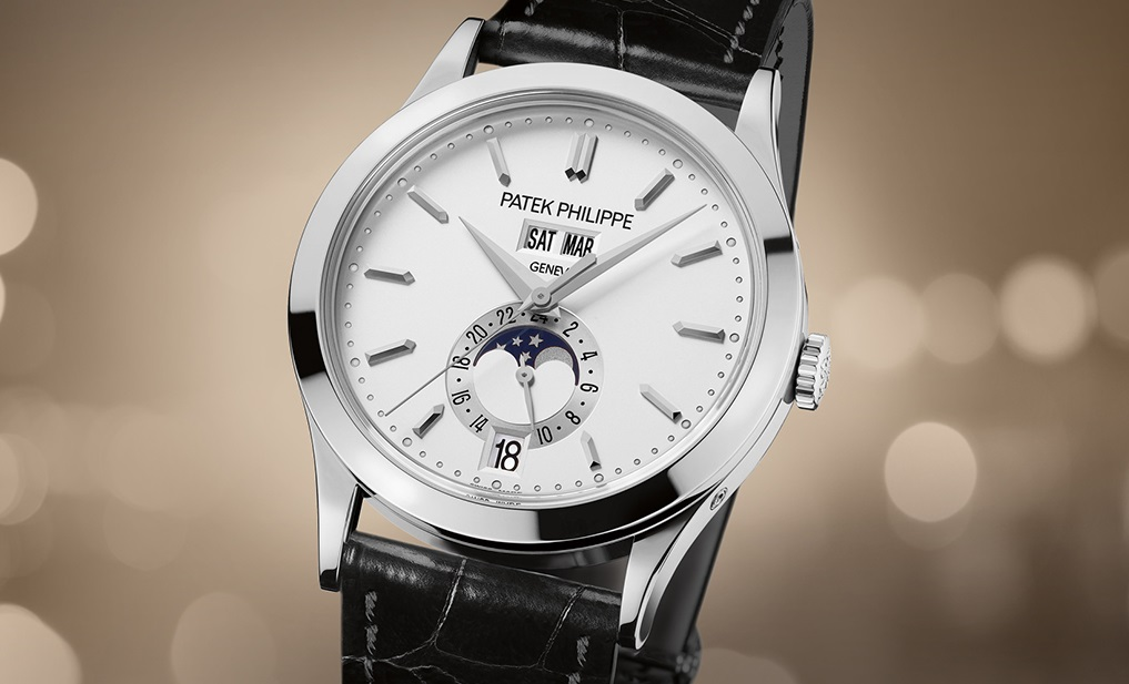 Patek Philippe Annual Calendar 5396G Swiss replica watch