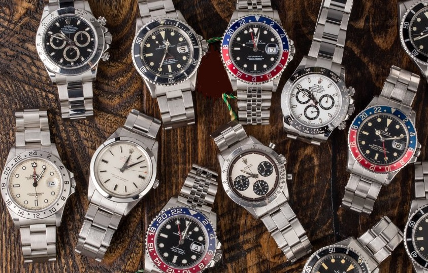 replica Rolex collection